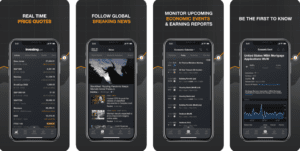 App Mobile pour budget et finance au Canada Investing.com