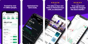App Mobile pour budget et finance au Canada yahoo finance