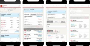 app CIBC pour investir au canada