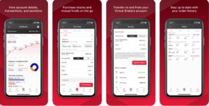 Virtual Broker app