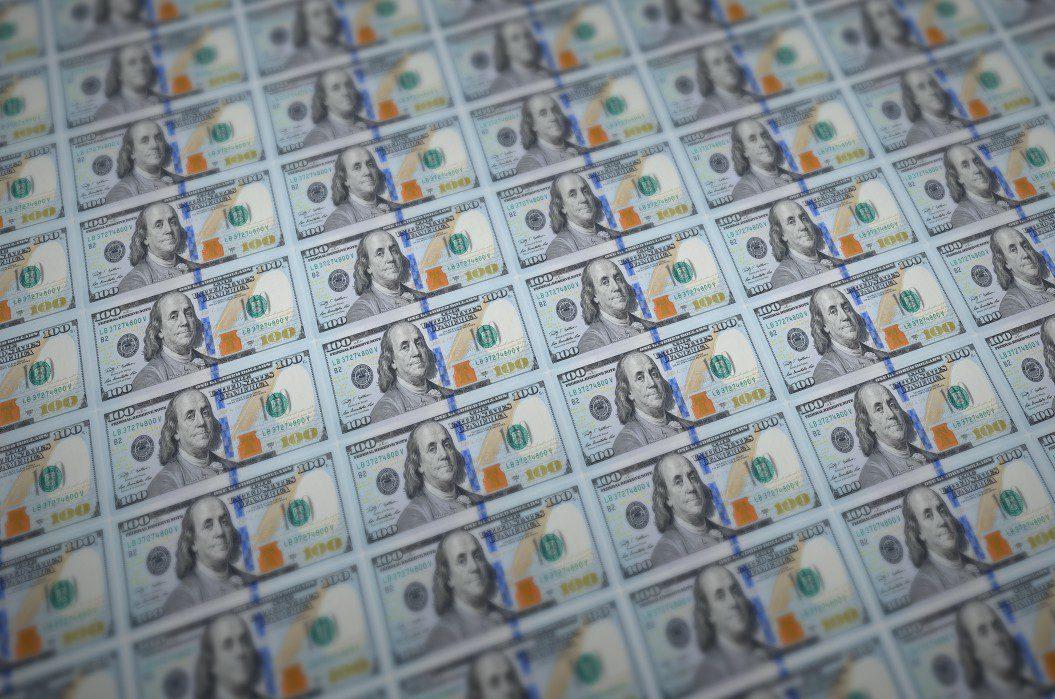 Imprimer-argent-US-dollars-inflation-Américaine